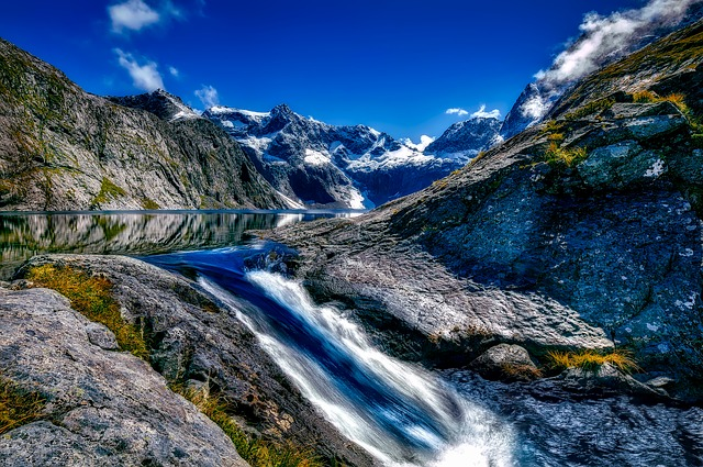 Fiordland National Park, New Zealand, Landscape, Scenic