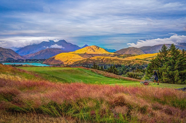 New Zealand, Glenorchy, Hdr, Mountains, Landscape