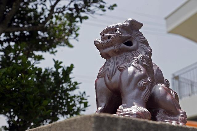 Shisa, Okinawa, Landscape