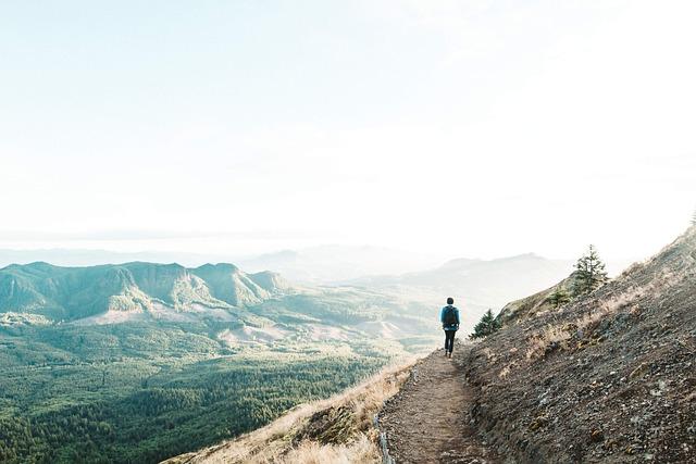 Adventure, Hike, Hill, Landscape, Mountain, Outdoors