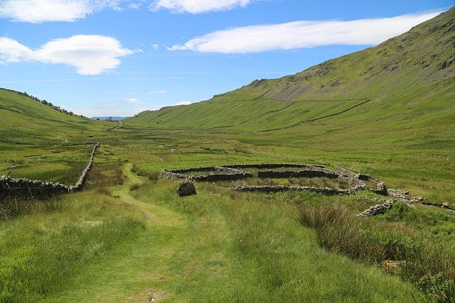 Nature, Landscape, Grass, Outdoors, Hill