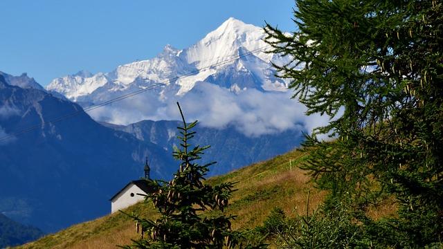 Mountains, Outlook, Landscape, Nature, Mountain Peaks