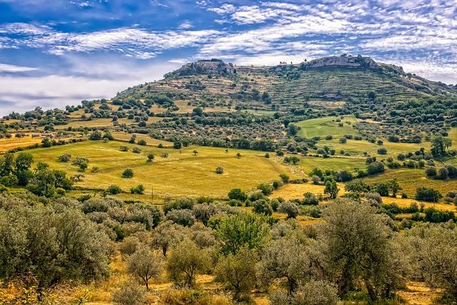Landscape, Sicily, Holiday, Panorama, Nature
