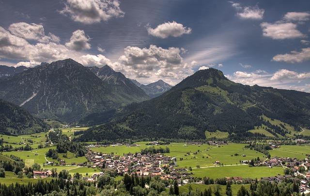 Mountain, Nature, Travel, Landscape, Panorama