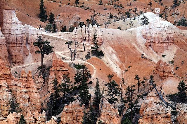 Bryce Canyon, Paunsaugunt Plateau, Utah, Landscape