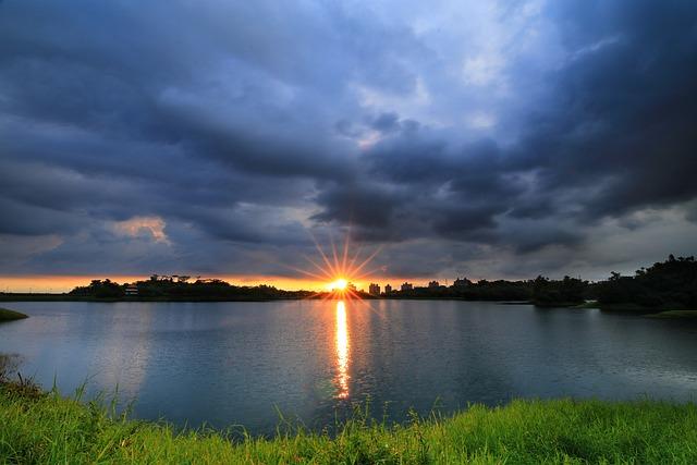 The Evening Sun, Landscape, A Surname, Reservoir