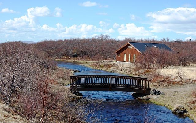 Iceland, Landscape, River