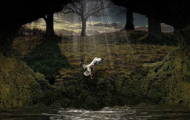 Waters, Nature, River, Landscape