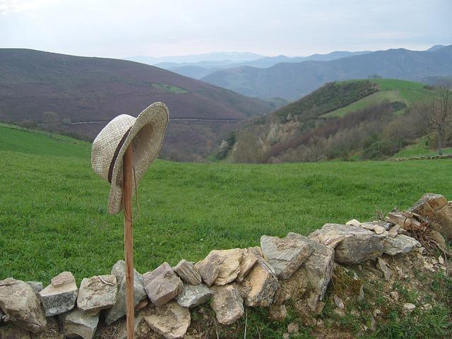 Jakobsweg, Away, Santiago, Travel, Hiking, Landscape