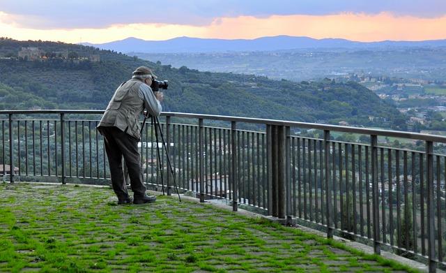 Photographer, Landscape, Umbria, Scenic, Landmark