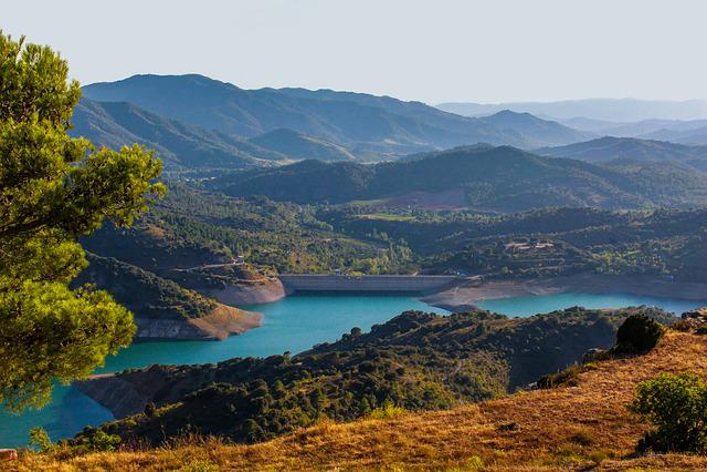 Siurana, River, Mountain, Landscape, Mountaineering