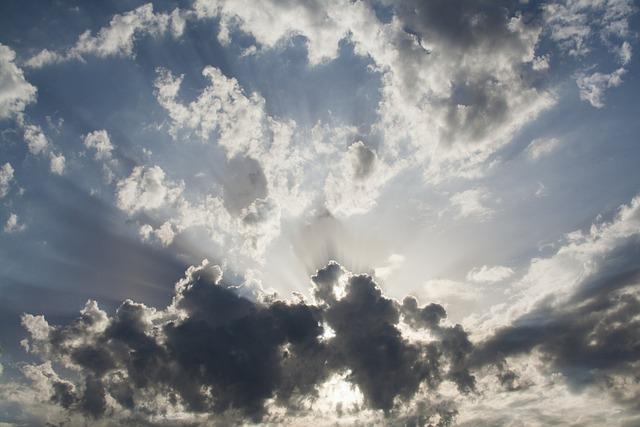 Sky, Sunset, Clouds, Landscape, Galicia