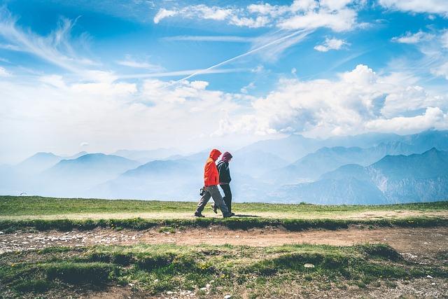 Sky, Nature, Landscape, Cloud, Panorama, Hiking
