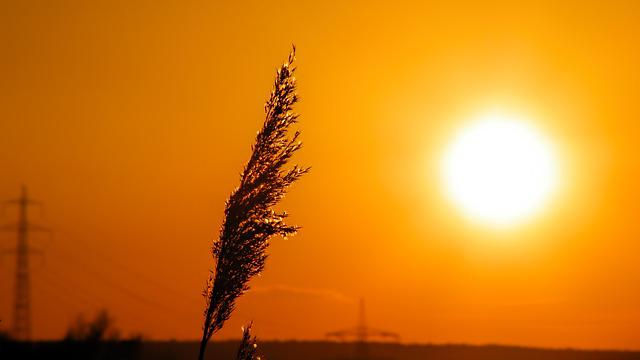 Landscape, Sunset, Twilight, Nature, Sky, Evening Sky