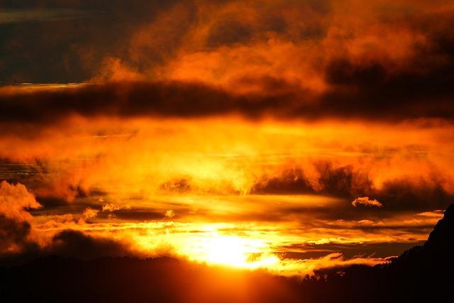 Natural, Sunrise, A Surname, Landscape, Weather, Sun