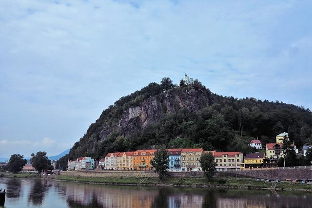 Landscape, Slovakia Dieczyn, Tourism, Holiday