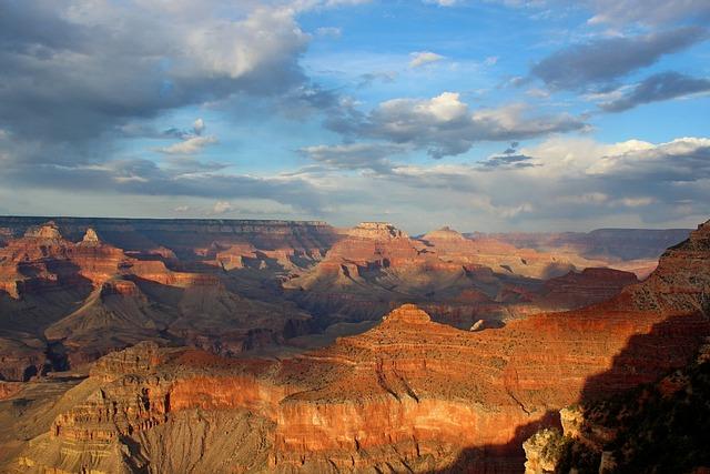 Grand Canyon, Landscape, Park, Nature, Travel, Rock
