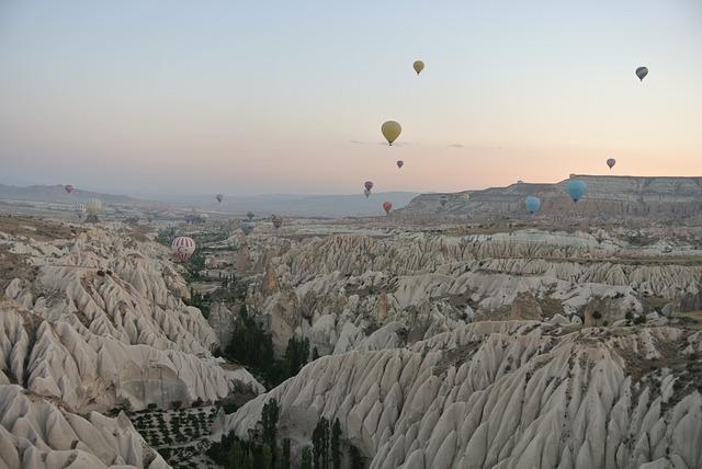 Cappadocia, Nature, Turkey, Valley, Landscape
