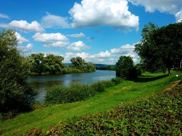 Landscape, River Landscape, River, Nature, Flow, Water