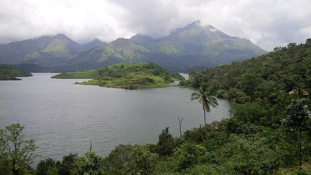Wayanad, Green, Kerala, Landscape, Outdoors, Dam, Water