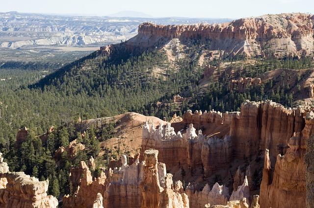 Bryce Canyon, Landscapes, National Park, Utah, Travel