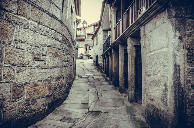 Landscapes, Streets, Urban, Urban Landscape, Houses