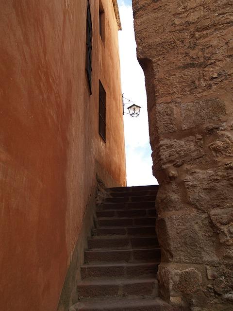 Albarracín, Lane, Teruel, Medieval