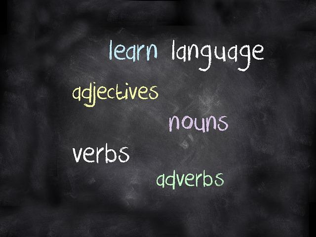 Blackboard, Learn, Language, Language School, Chalk