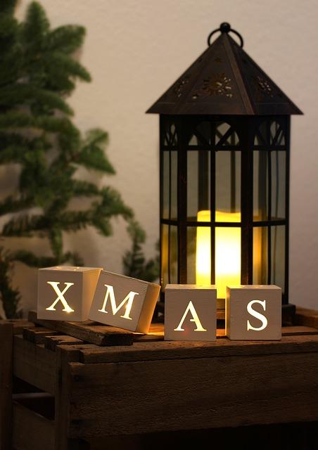 Christmas, Lantern, Advent, Decoration