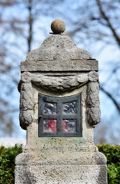 Grave Light, Grave, Light, Lantern, Grave Lamp, Burn