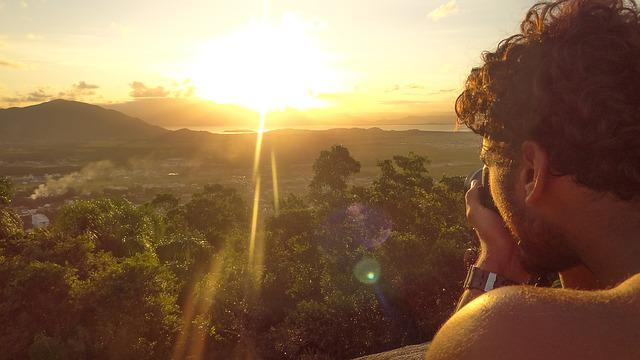 Photographer, Lantern Hill, Campeche, Florianopolis