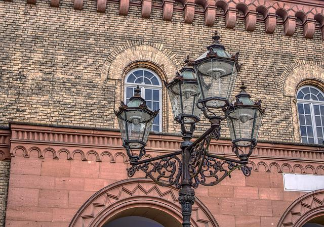 Lantern, Street Lamp, Lighting, Light, Architecture