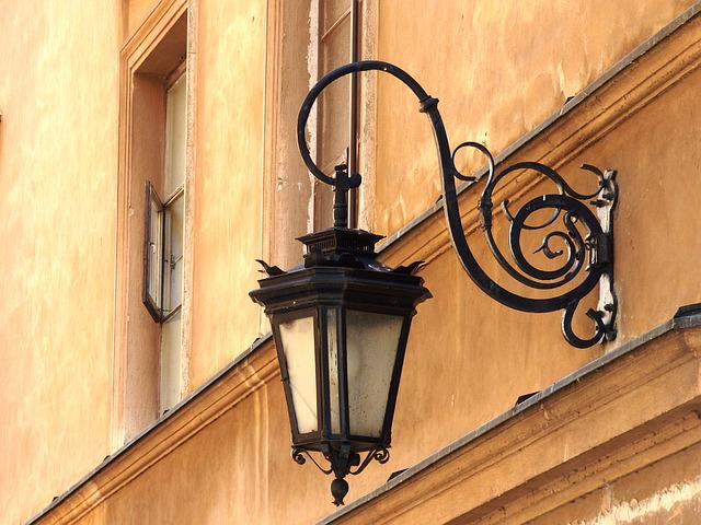 Lantern, Replacement Lamp, Lighting, The Old Town