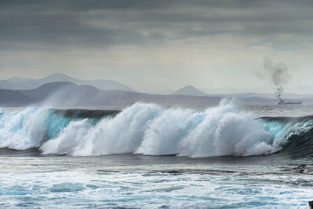 Wave, Surf, Lanzarote, Fuerteventura, Playa Blanca