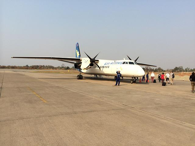 Foreign Countries, Laos, Pakse, Pakse Airport