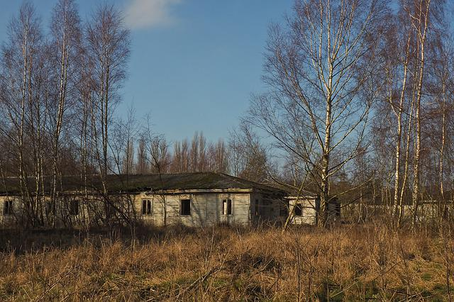 Lost Places, Barracks, Leave, Old, Decay, Ruin, Lapsed