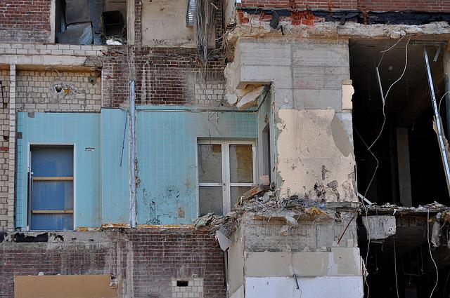 Ruin, Decay, Dilapidated, Demolition, Old, Lapsed