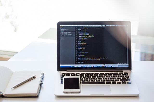 Laptop, Notebook, Cellphone, Computer, Desk, Workspace
