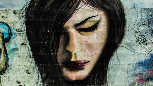 Cyprus, Larnaca, Graffiti, Wall, Paint, Urban, Young