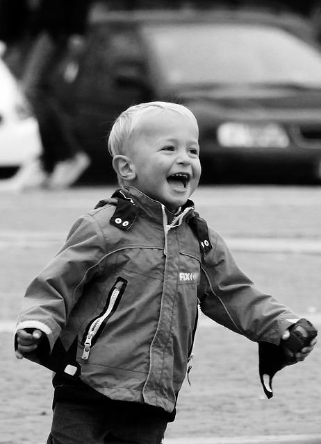 Laughter, Fun, Happiness, Boy, Child, Toddler, Funny