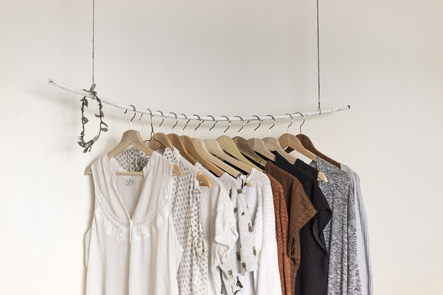 Dress, Clothing, Hanger, Steel, Laundry