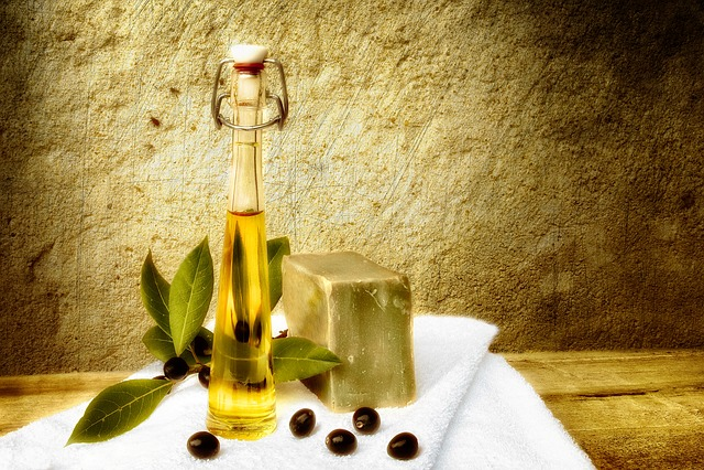 Laurier, Soap, Olive Oil, Bay Tree, Laurus Nobilis