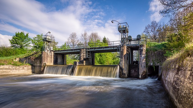 Lavant, Water, Water Power, On The River