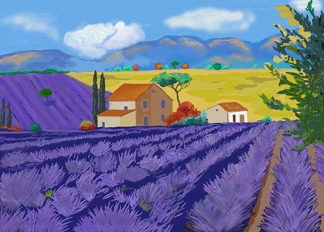 Lavender, Lavender Flowers, True Lavender