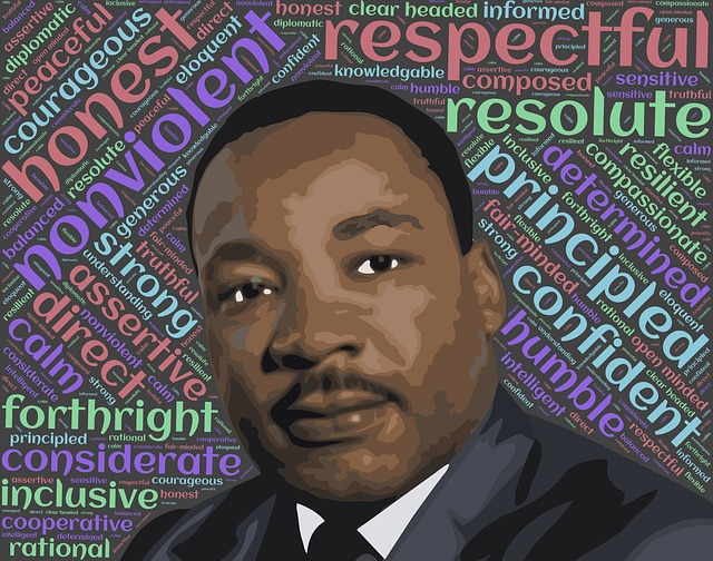 Leadership, Qualities, Martin Luther King, Leader