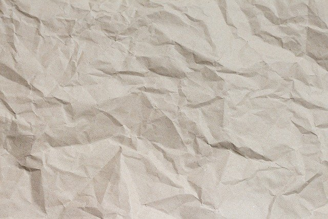 Leaf, Rip, Paper, Blank, Pattern, Texture