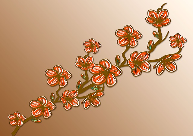 Branch, Flowers, Blossom, Bloom, Plant, Nature, Leaf