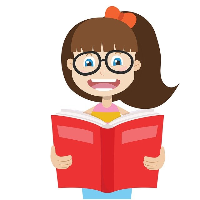 Girls, Read, Readers, Read A Book, Learning