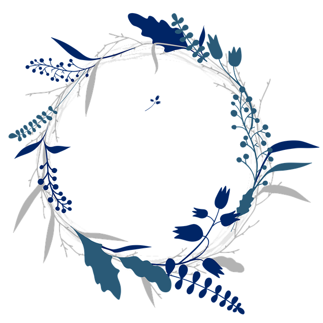 Flowers, Twig, Corolla, Wreath, Lease, Spring