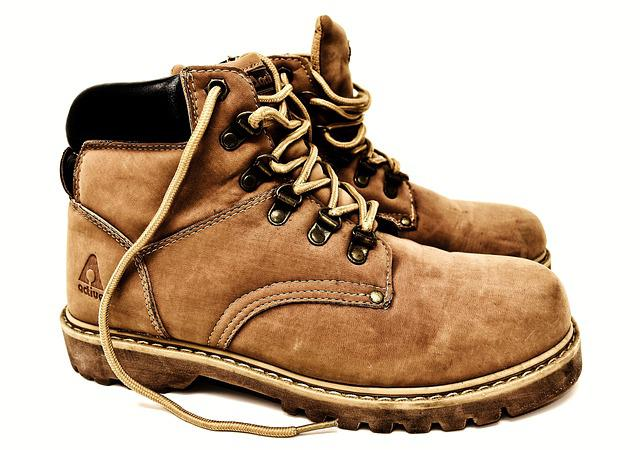 Hiking Shoes, Boots, Leather, Alpine Boots, Outdoor